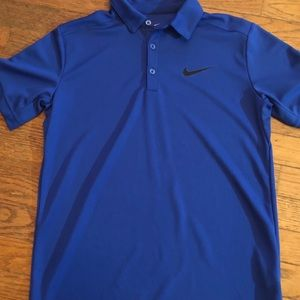 Boy's Nike Dri-Fit Polo Size L